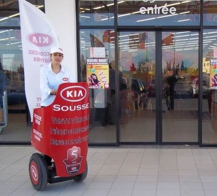 Action Kia sousse