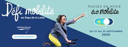 Défi mobilité Pays de la Loire