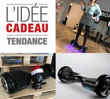 L'idée cadeau tendance : le gyroskate hoverboard!