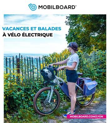 Cet automne, évadez-vous en pleine nature à vélo électrique !