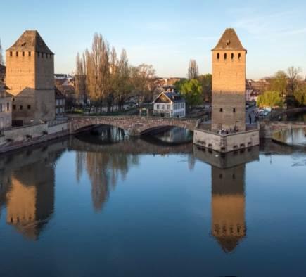 Straßburg : 6 Ideen zu der Stadt besichtigen