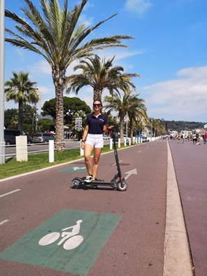 New legislation for electric scooters: where to get around in Nice?
