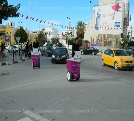 Action street marketing pour