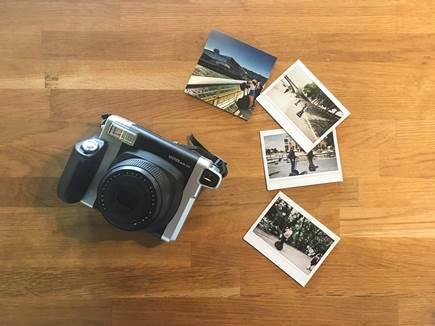 Créez vos plus beaux souvenirs avec un polaroid !