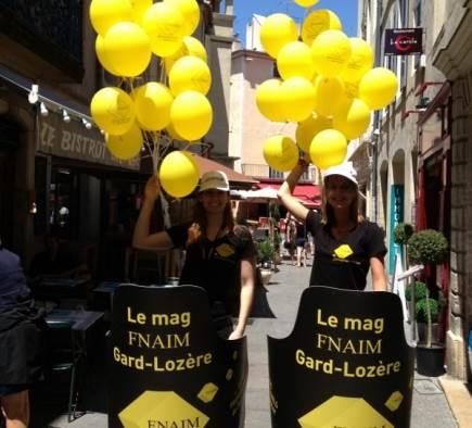 Street Marketing FNAIM