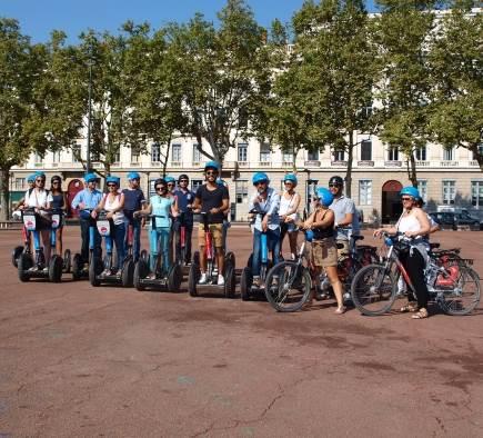 Team building à Lyon : 3 idées d'activités à gyropode Segway