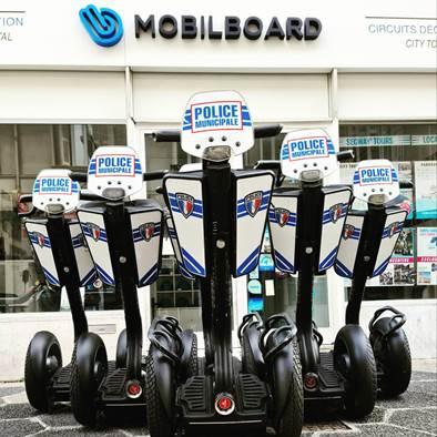 Mobilboard Nice continue de se mobiliser pour lutter contre la Covid19