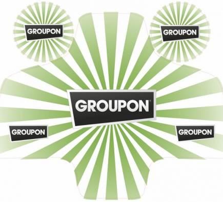 Street Marketing Groupon
