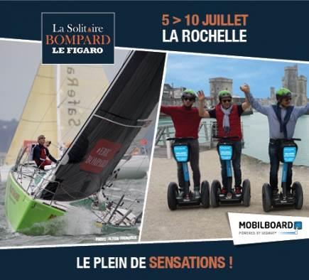 La Rochelle Sensations - C'est du 5 > 10 Juillet !