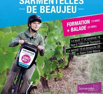 LES SARMENTELLES - La véritable fête des Beaujolais Nouveaux !