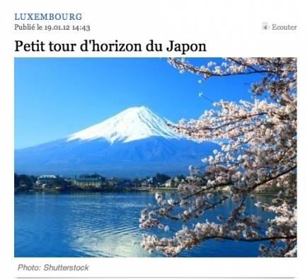 Mobilboard Luxembourg in der Presse - Luxemburger Wort