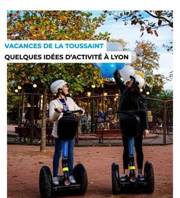 Vacances de la Toussaint : quelques idées d'activités à faire à Lyon