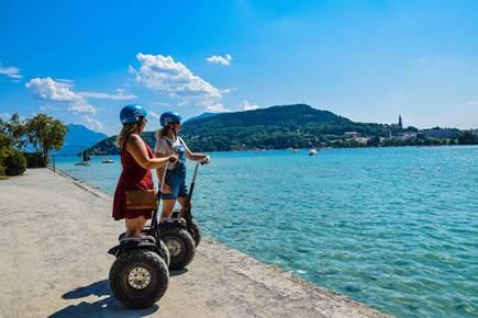 3 activités à faire absolument au bord du lac d'Annecy cet été