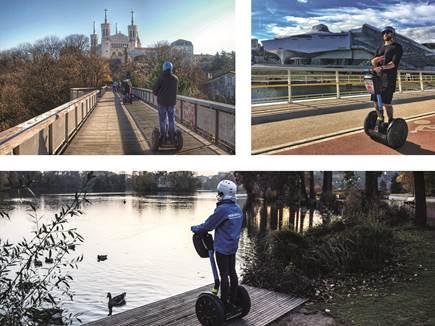 Nos 3 plus belles balades à faire à gyropode à Lyon