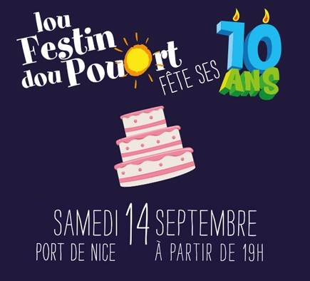 Join us at the Port of Nice Festival, Saturday September 14!