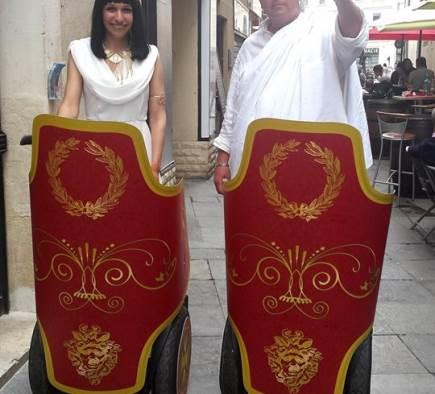 Participation au Grands Jeux Romains 2015
