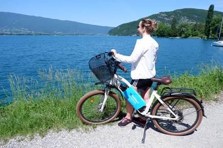NOUVEAUTÉ : Louez des vélos électriques ! 🚴
