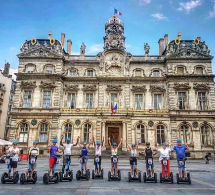 Visiter Lyon : 3 bonnes raisons de faire une visite guidée à gyropode