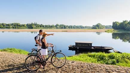 La Loire à vélo avec Balade Vélo Nantes