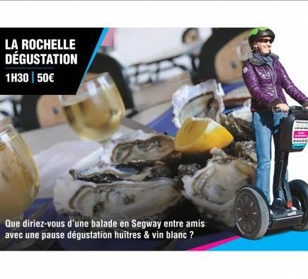 La Rochelle Dégustation - 1H30 - 50€