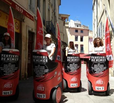 Street Marketing RTL 2