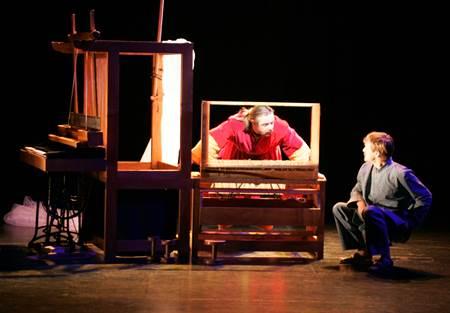 Place aux Mômes d'Hiver : Bout d'Ficelle par la Cie du Théâtre des Mots