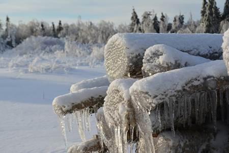 Racontines d'hiver, de neige et de Noël