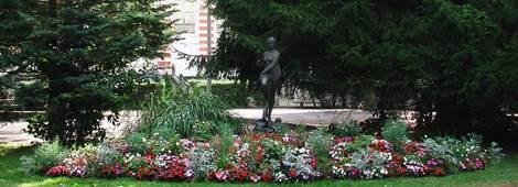 Statue La Fatalité