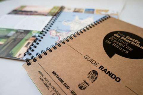 Guide Randonnée en Presqu'île de Rhuys - en vente