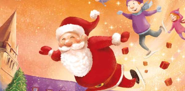 Arrivée du Père Noël à Vannes
