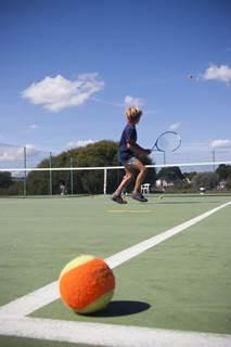 Terrains de Tennis du Fogeo
