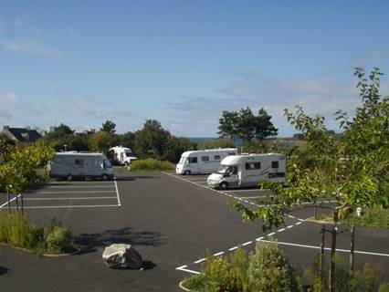 Aire communale de camping-car de Kermor