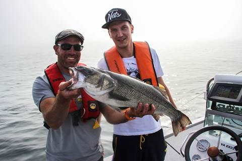 Guide de pêche Pierre-Yves Perrodo