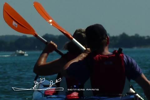 Sentiers Marins - Eco-Rando Touristique, en Kayak de Mer