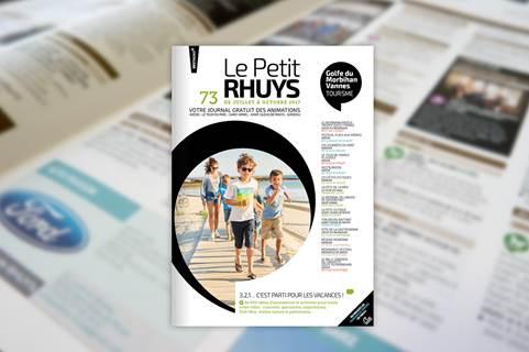 Le Petit Rhuys 73 - Juillet à Octobre 2017