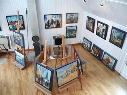 Atelier Dyf - Peintures