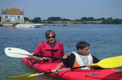 Armor Evasion Canoë Kayak (sport, nature, aventure)