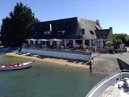 Hôtel-Restaurant l'Escale en Arz