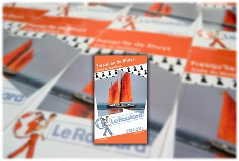 Guide du Routard Presqu'île de Rhuys 2014/2015 - en vente