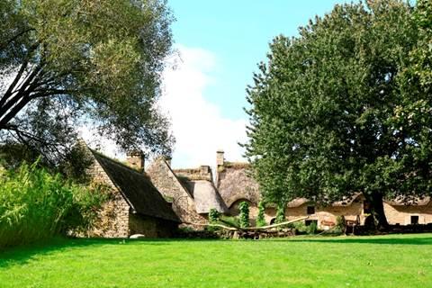 Village de Poul Fetan