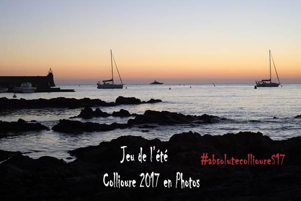 Photo Contest Summer 2017 #absolutecollioureS17