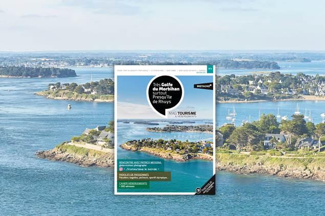 Mag Tourisme 2017 - Presqu'île de Rhuys - Morbihan - Bretagne Sud