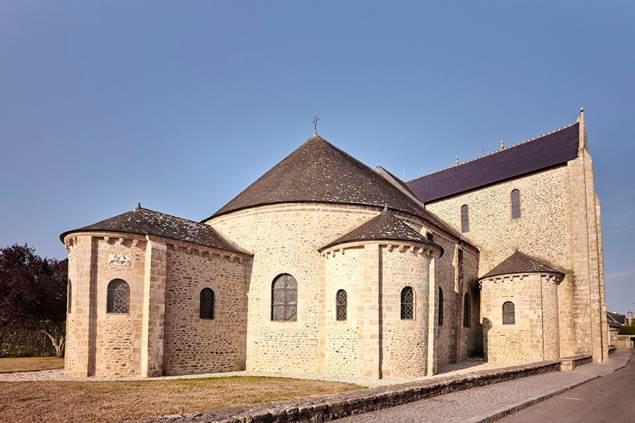 Concert-Eglise-Abbatiale-Saint-Gildas-Rhuys-Golfe-du-Morbihan-Bretagne Sud