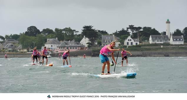 Morbihan-Paddle-Trophy-Port-Crouesty-Arzon-Presqu'île-de-Rhuys-Golfe-du-Morbihan-Bretagne sud