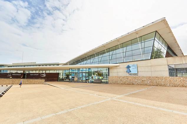 Centre culturel l'hermine à Sarzeau - salle de spectacle - Presqu'île de Rhuys - Golfe du Morbihan
