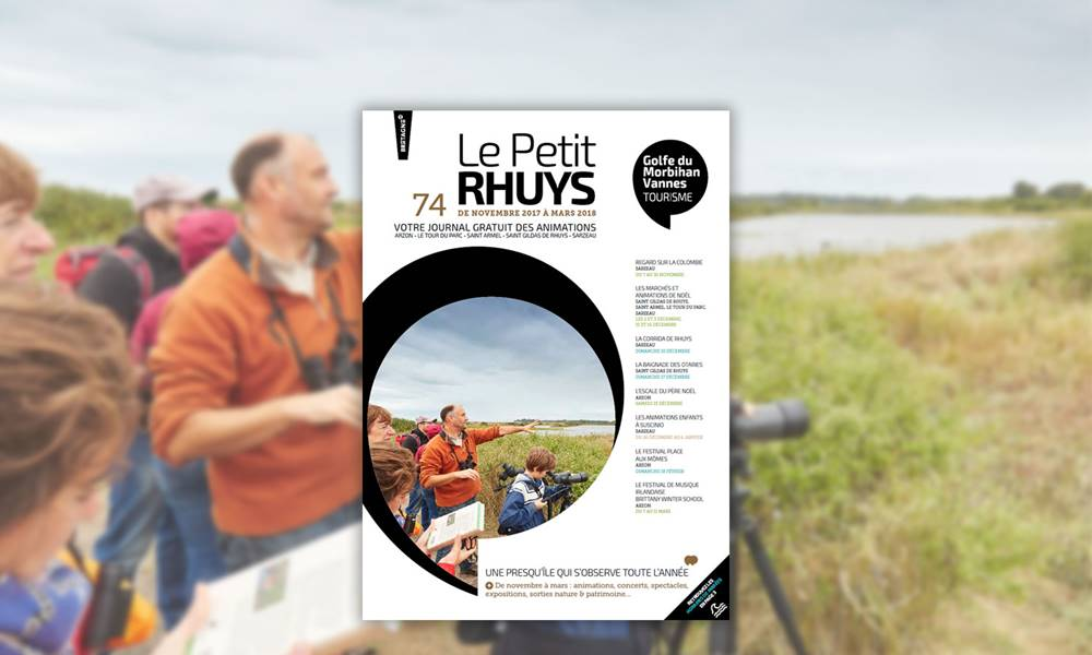 L'agenda du Golfe du Morbihan n°74 - Vannes - Presqu'île de Rhuys - Morbihan - Bretagne Sud