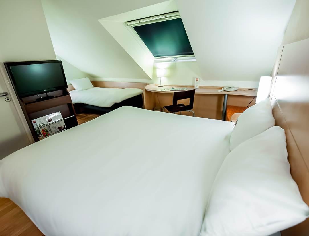 hôtel ibis vannes chambres triples