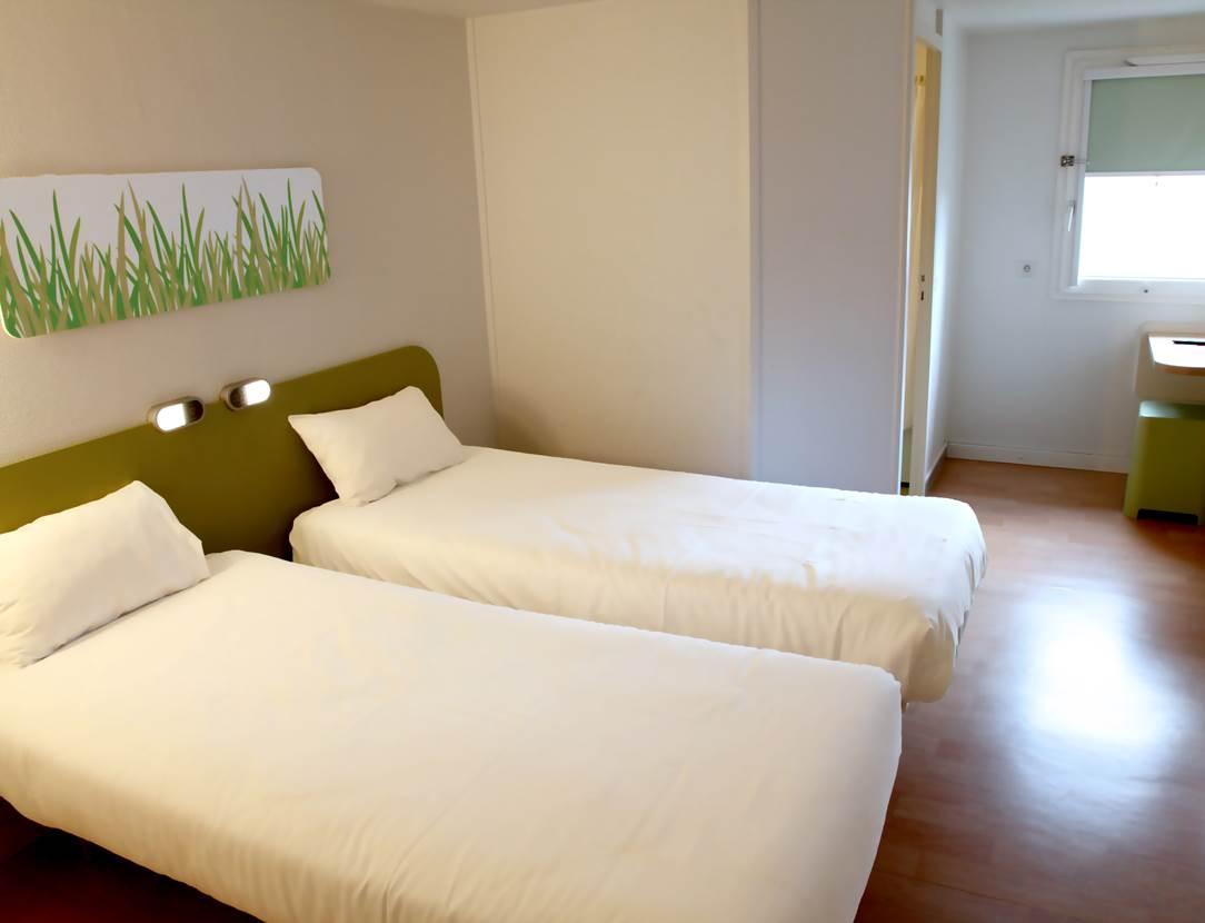 HOTEL #IBIS #BUDGET #VANNES #PLOEREN #CHAMBRE #TWIN