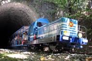 Le Train de l'Andorge en Cévennes