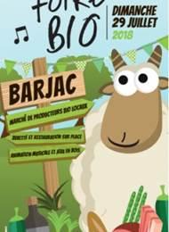 Foire Bio de Barjac
